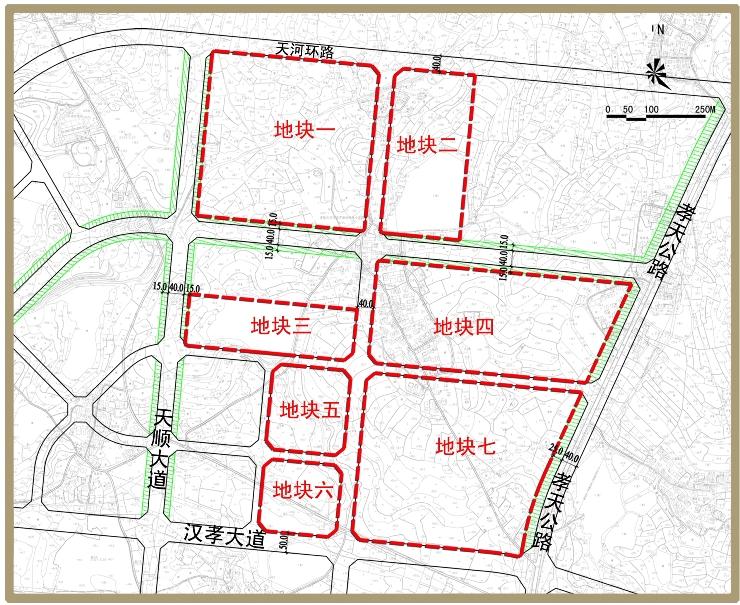 武汉临空区·汉口北地铁版块暨黄陂区土地推介