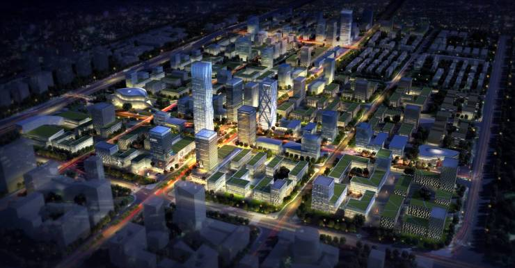 关于丰台科技园 丰台科技园批准成立于1991年11月,1992年正式启动建设,1994年4月被批准进入国家级高新区;1996年成为全国首批向APEC开放的科技工业园之一,是中关村国家自主创新示范区最早的一区三园之一。经过近20年发展,丰台科技园已成为全国知名的总部经济区、北京市发展高新技术产业的重要基地和北京城南的核心城市功能区。  (园区文化景观轴) 一、丰台科技园发展的基本情况 1、园区空间布局情况   丰台科技园规划总面积8.