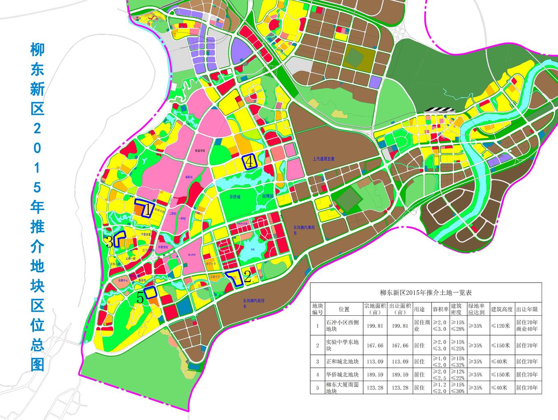 柳东新区 效果图